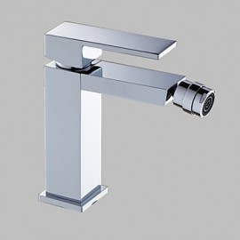 Chrome Finish Solid Brass Bidet Tap
