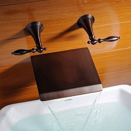 Bathtub Tap - Antique - Waterfall Oil-rubbed Bronze)