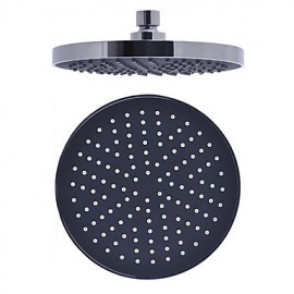 ABS 8-inch Circle Rainfall Shower Head
