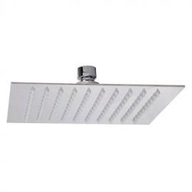 """8"""" Modern Design Ultrathin Stainless Steel Square Shower Head"""