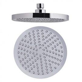 8-inch ABS Circle Rainfall Shower Head
