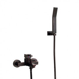 Shower Tap Antique Handshower Included Brass Oil-rubbed Bronze