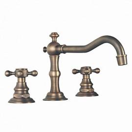 Bathtub Tap - Antique Brass (Antique Brass)
