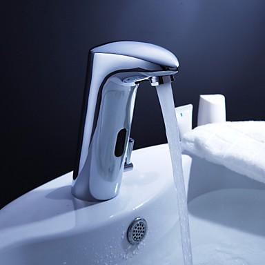 Bathroom Sink Faucet Contemporary Touch/Touchless Br Chrome ... on cheap tub faucet, economical bathroom sink faucet, black bathroom sink faucet, cheap laundry faucet, old bathroom sink faucet, cheap toilets, cheap bathroom corner sink, cheap bathroom sink cabinets, cheap showers,