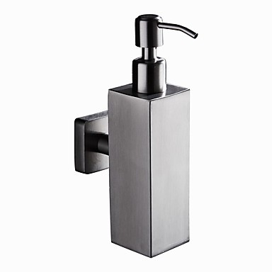 Soap Dispensers, 1 Pc High Quality Other Stainless Steel Soap Dispenser  Bathroom ...